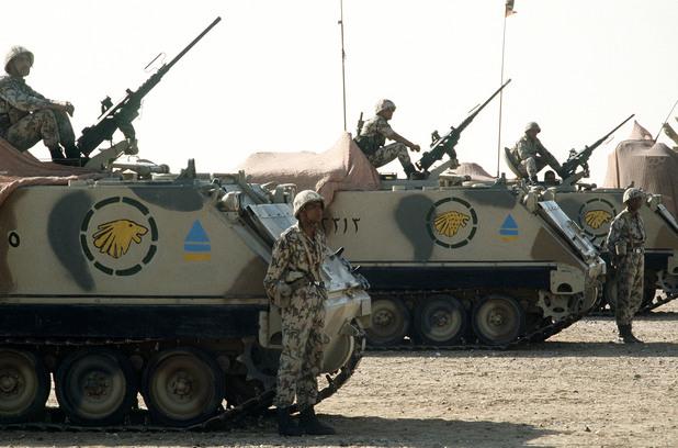 Египетски войници
