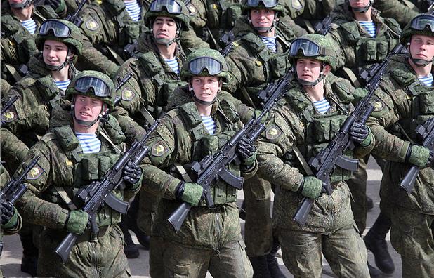 Руски войници