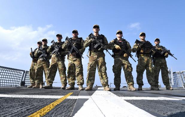 Турски войници