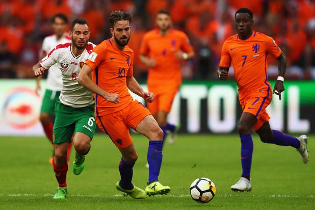 Холандия - България 3:1