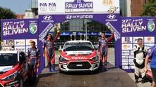 Hyundai Racing Trophy, Hyundai , рали сливен