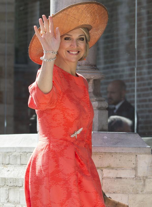 кралица максима, максима, холандия, максима холандска