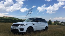 range rover, автомобил