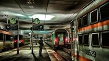 метро, зловещо метро, мистерии, метростанция