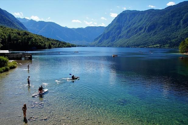 бохин, езеро, езерото бохин