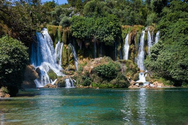 кравица, водопад кравица, водопад