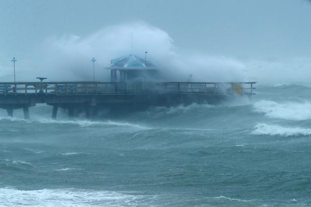 Ураганът Ирма, Флорида