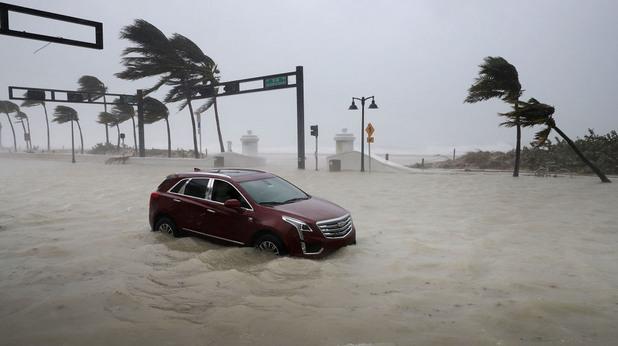 ураганът ирма в маями