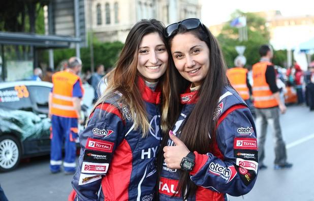 hyundai, hyundai racing , виктория гъркова