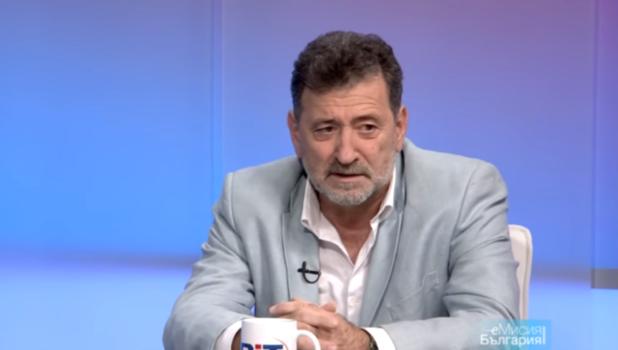 Валери Запрянов влиза в УС на БНТ