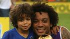 Марсело и син