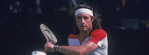 гилермо вилас, гийермо вилас, тенис, легенда