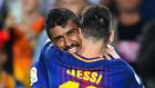 Барселона - Ейбар 6:1