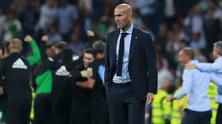 Реал Мадрид - Бетис 0:1