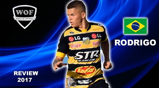 Новото попълнение на Реал Родриго