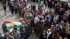 Опашка от гласуващи на референдума за независимост в Иракски Кюрдистан