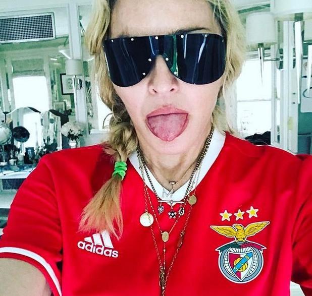 Мадона, Бенфика