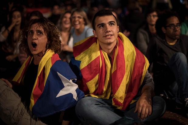 Каталуния след референдума