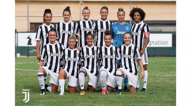 ювентус, женски футбол, жени, отбор