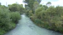 Замъсяване в река Струма