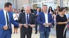 Делян Добрев и Добри Беливанов откриват обновено училище в Хасково