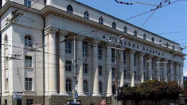 Сградата на Съдебната палата в София
