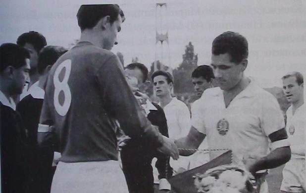 България – Франция 1:0, 11 октомври 1959 г., София