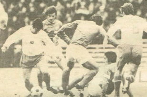 България – Франция 2:1, 4 декември 1971 г., София