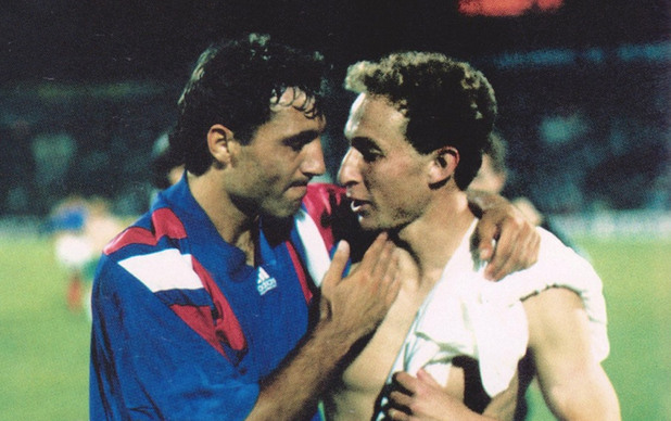 България – Франция 2:0, 9 септември 1992 г., София