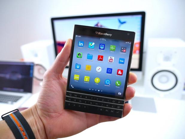 blackberry, blackberry passport