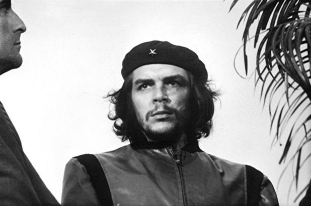 Guerrillero Heroico - най-известната снимка на Че Гевара