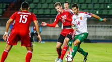 Люксембург - България 1:1