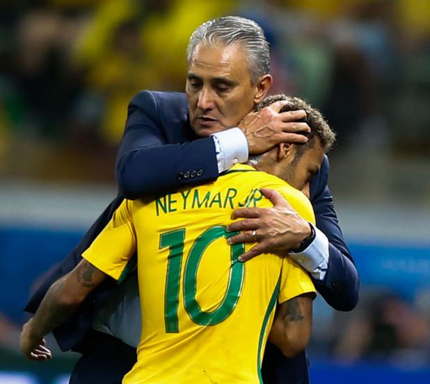 тите, бразилия, селесао, национален отбор