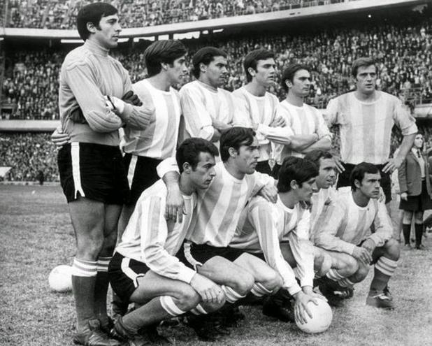 аржентина 1969, квалификации, мондиал 1970, отбор