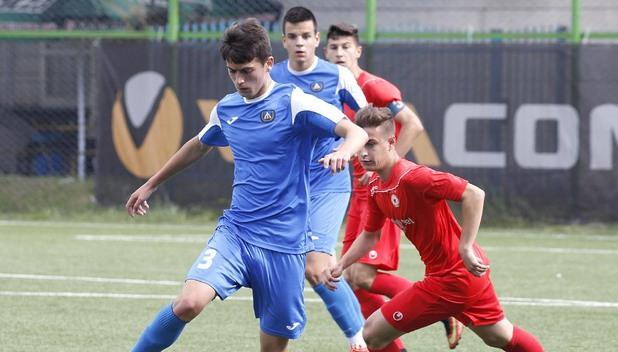 Левски - ЦСКА U17 2:0
