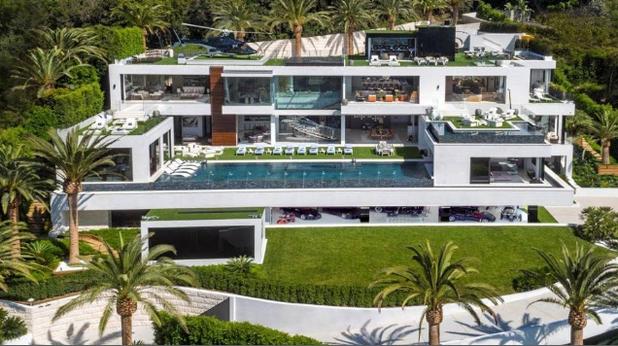 Най-скъпата къща
