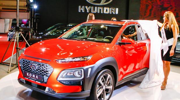 Премиера на Hyundai КONA
