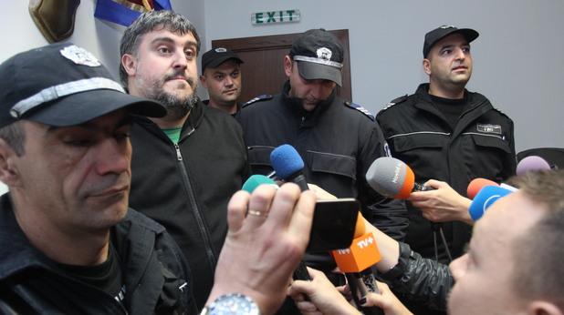 Спас Василев пред съда