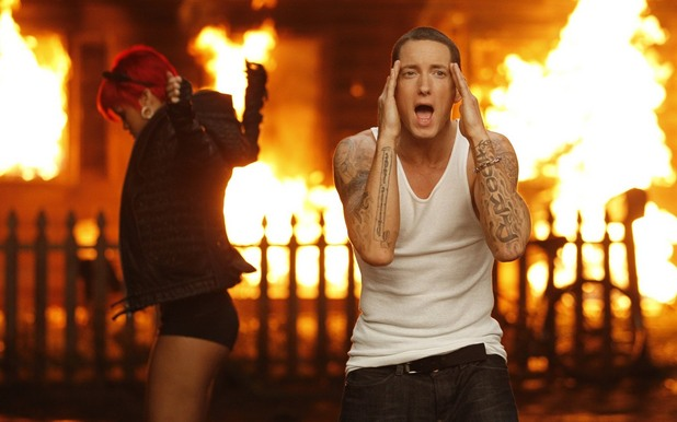 Eminem и Rihanna - Love the Way You Lie