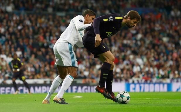 Реал Мадрид - Тотнъм 1:1