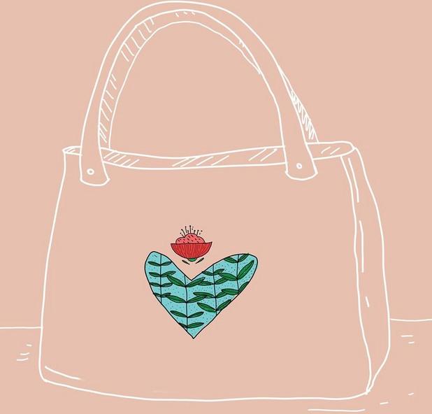 Чанта, дизайн Точка