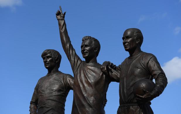 светата троица на юнайтед