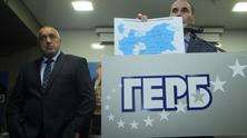 Местни избори 2015 балотаж - Бойко Борисов и Цветан Цветанов - пресконференция ГЕРБ