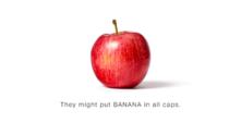 cnn, това е ябълка