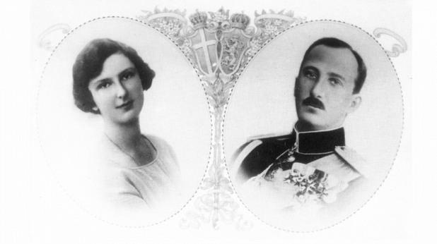 Царица Йоанна и цар Борис