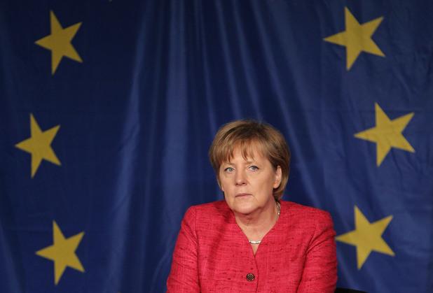 меркел, ангела меркел, европейски съюз