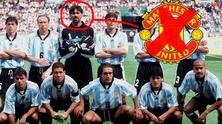 Карлос Роа в националния на Аржентина