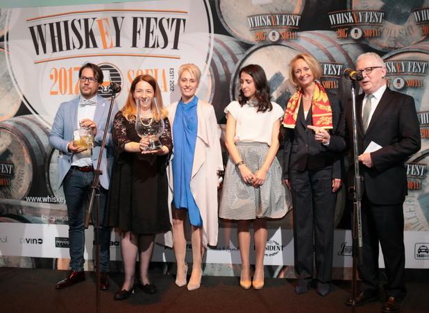 Откриването на Уиски София Фест 2017