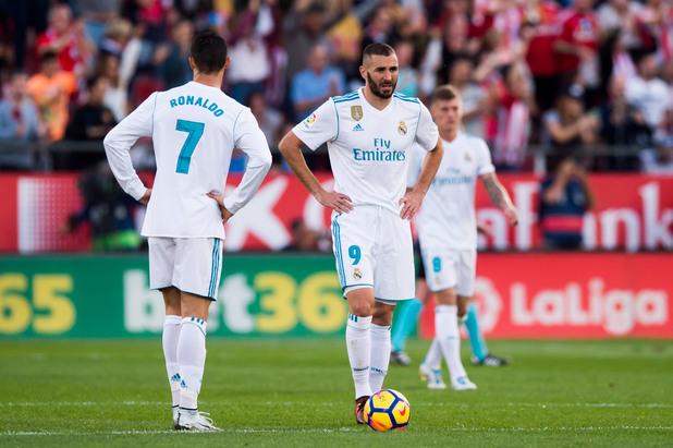 Жирона - Реал Мадрид 2:1