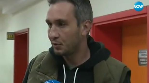 """Бащата на младежа, пребил медицинска сестра в """"Пирогов"""""""